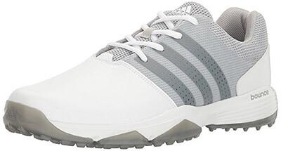 Adidas 360 Traxion FTWWHT/DKSIMT Men's Golf Shoes