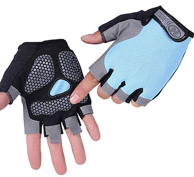 HuwaiH Half-finger Cycling Gloves
