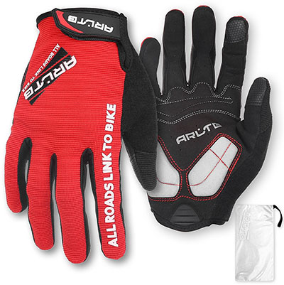 Arltb Full Finger Bicycle Riding Gloves