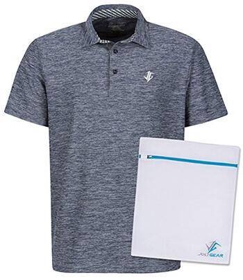 Jolt Gear Short-Sleeve Polo Shirt