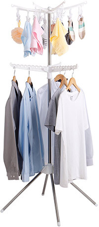 Lifewit 2-tier Laundry Drying Rack