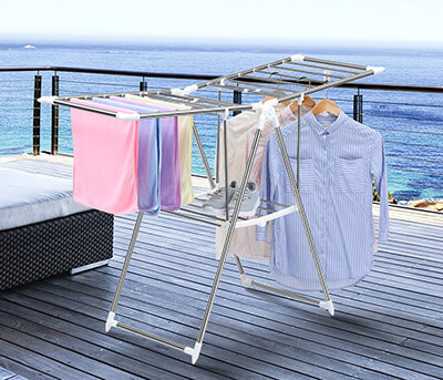 Finether Gullwing Clothes Drying Stand
