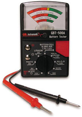 Gardner Bender GBT-500A Battery Tester