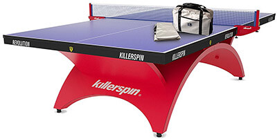 Killerspin Revolution Ping Pong Table