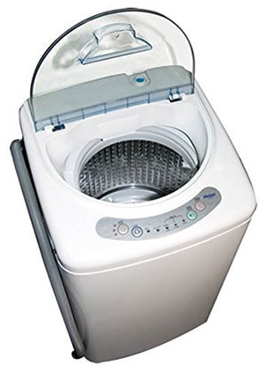 Haier HLP21N Pulsator 1 cu.ft. Portable Washer