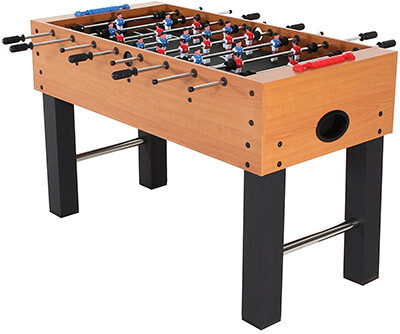 American Legend Charger Table Foosball