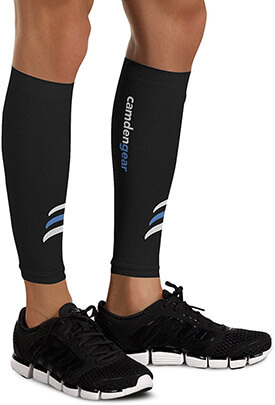 McDavid 6446 Hex Padded Leg Compression Sleeve