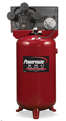 Powermate Vx PLA4708065 Electric Air Compressor