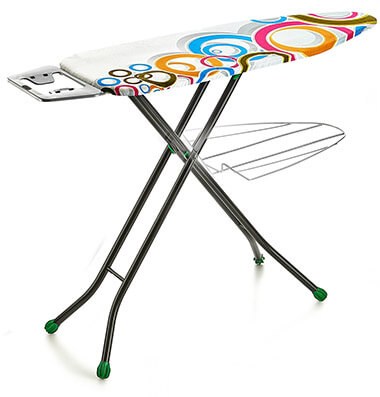 Perilla LUX 4-Leg Aluminum Ironing Board
