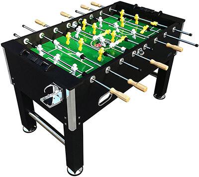 Kick Triumph Black Foosball Table