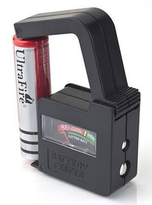 Unbrand Universal Battery Volt Tester Checker Indicator