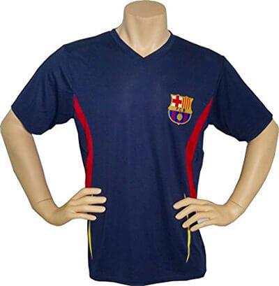 Rhinox Fc Barcelona Adult Training Soccer Jersey