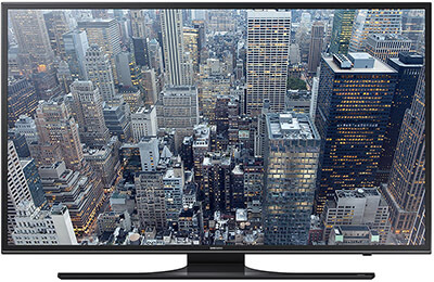 Samsung UN40JU6500 4K Ultra HD Smart LED TV, 40-Inch