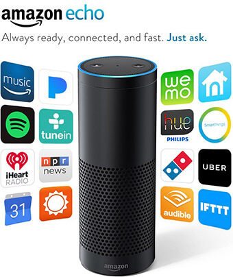 Certified Amazon Echo, Refurbished