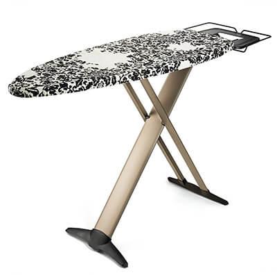 Bartnelli Multi layered T-Leg Extra Wide Ironing Board