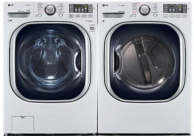 Power Pair Special-LG Turbo Series Laundry System