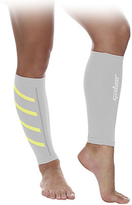 Gabor Fitness 20-25mm Hg Compression Running Leg Sleeves