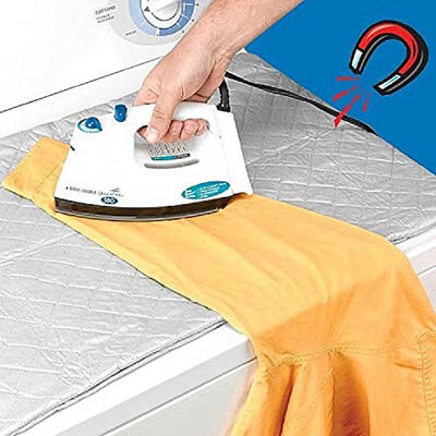 Branded Magnetic Ironing Mat
