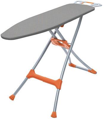 Homz Durabilt DX1500 Premium Top Ironing Board