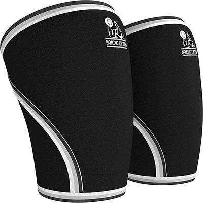 Nordic Lifting Compression Sleeve for Knee