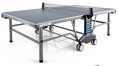Kettler Outdoor 10 Ping Pong Table