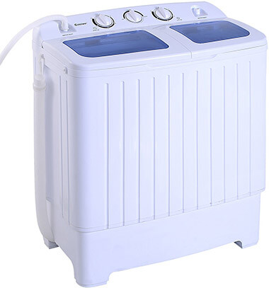 Giantex Portable Mini Compact Washing Machine