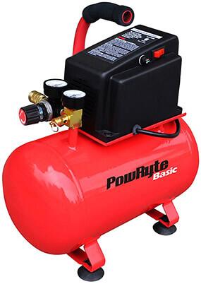 PowRyte Basic Hotdog Compressor