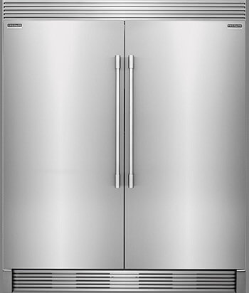 Frigidaire PROFESSIONAL Refrigerator Freezer Combo, Stainless Steel