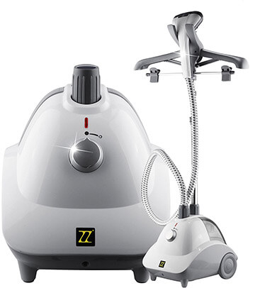 ZZ GS121 High-Powered Standing Garment Steamer, 1500W