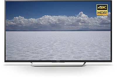 Sony XBR55X700D 4K UHD Smart LED TV, 55-Inch