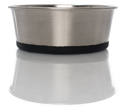 Best Of Breed Pet Food Grade Stainless Steel Pet Bowl