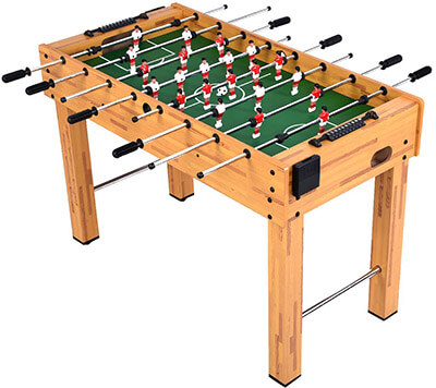 """Giantex 47"""" Table Foosball"""