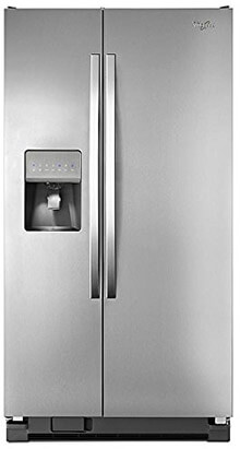 Kenmore 50023 Side-by-Side Refrigerator, 25 cu. ft.