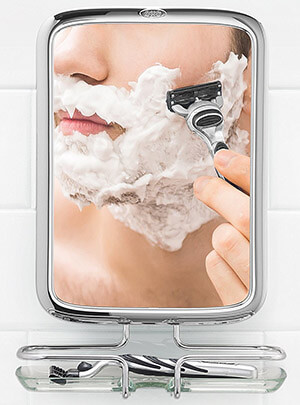 OXO Good Grips Anti- fog Shower Mirror