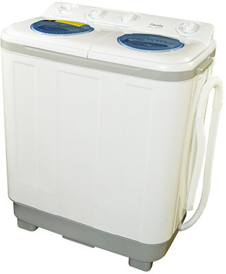 Panda Small Portable Washing Machine, New Version