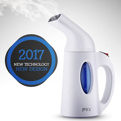 Pax New Design Clothes Steamer, Auto-Shut Safety
