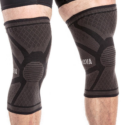 Mava Sports Compression Sleeve for Knee