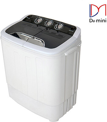Do Portable mini Twin - Tub Washing Machine