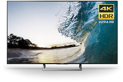 Sony XBR65X850E 4K Ultra HD Smart LED TV, 65-Inch, 2019