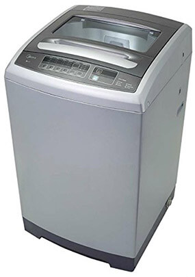 Midea MAE50-1102PSS Top Loading Washing Machine