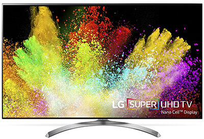 LG Electronics 55SJ8500 4K UHD Smart LED TV, 55-Inch – 2019