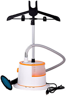 O-Z Fabric Fast Steaming Garment Clothes Steamer with Hanger