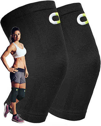Crucial Compression Knee Compression Sleeve