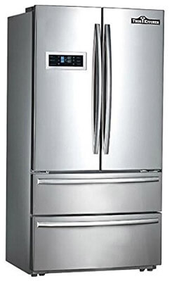 Thor Kitchen HRF3601F French Door Refrigerator