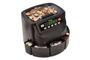 Top 5 Best Coin Sorter Machines in 2018 Reviews