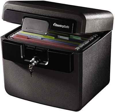 SentrySafe HD4100CG Fire, Waterproof Safe