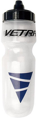 Vetra Sports Squeeze Leakproof Valve Hydration Water Bottle
