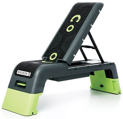 Escape Fitness Workout Bench and Fitness station