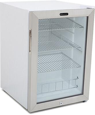 Whynter BR-091WS Beverage Refrigerator, Stainless Steel