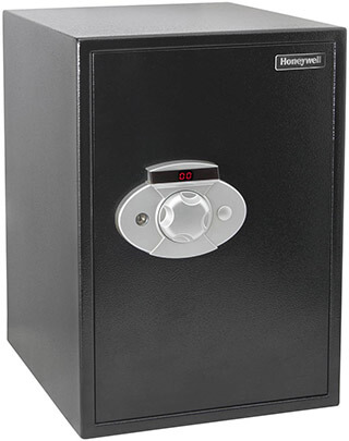 Honeywell Safes & Door Locks 5207 Digital-Dial Steel Security Safe